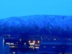 Tromsø gegen 12 Uhr