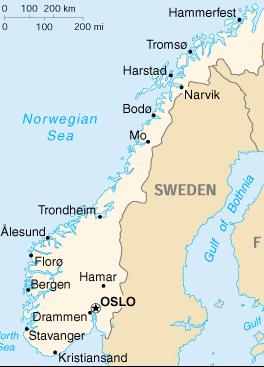 Karte Norwegen.Norwegen Karte Flyttetilnorge