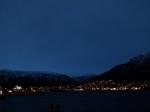 Tromsø gegen 15 Uhr
