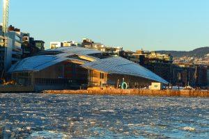 Das Osloer MoMA (Astrup Fearnley Museet for moderne kunst)