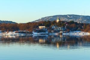 ... die Museumsinsel Bygdøy ....