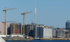 Neubaugebiet Tjuvholmen (Verlängerung von Aker Brygge)