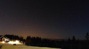 ... und der gesamte Orion mit dem Oslo Vinterpark.