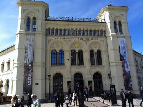 Nobel Fredsenteret - Friedenscenter / Nobelmuseum