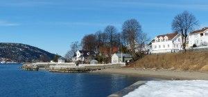 auch in Norwegen gibt es Strände!