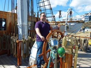 Der neue Kapitän :-)