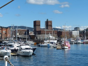 Oslo Boat Show 2013