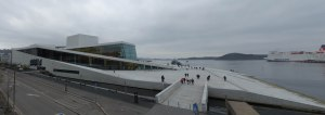 Oslo Opera Panorama