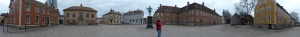 Panorama am Marktplatz