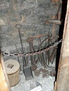 Bergbaumuseum: Werkzeug der Bergleute