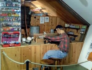 Skimuseum: Skiwerkstatt