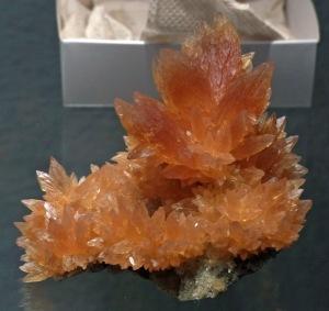 Mineraliensammlung Kongsberg: Calcit