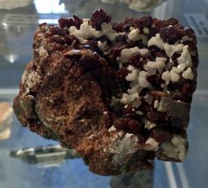Mineraliensammlung Kongsberg: Hessonit