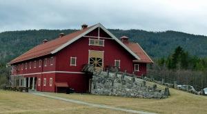 Heddal Stavkirke: Museum und Shop