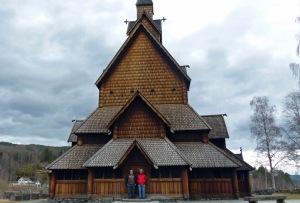 Heddal Stavkirke: Größenunterschiede