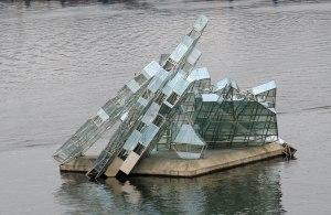 Oslo Oper: Die auftürmenden Eismassen