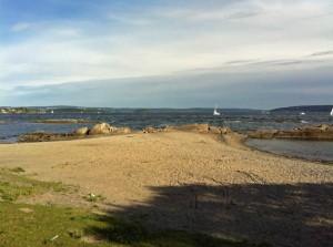 Bygdøy-Ausflug: Landspitze Huk auf Bygdøy