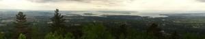 Panorama vom Vettakollen