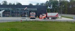Flughafen Frankfurt: Nordlandebahn, Neue Feuerwache