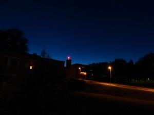 Rikshospital im Nachtdienst ca. um 1:00 Uhr Nachts am 20.Juli