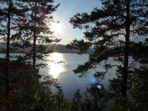 Sommerblick übers Maridalsvannet