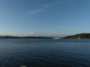 Insellandschaft im Oslo Fjord
