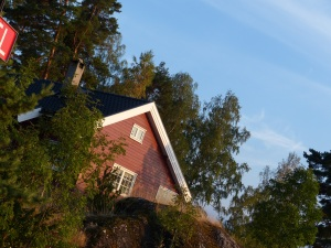 Ein Ferienhaus im typisch Nordischen Stil