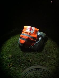 Kunst Teil II - Ach ne nur ne Røde Kors (Norwegens Rotes Kreuz) Weste ;-)