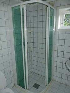 Dusche (mit Fussbodenheizung ;-)  )