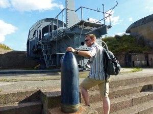 ... und zwei Torpedos versenkte.