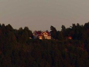 """Huette"" am Oslofjord"