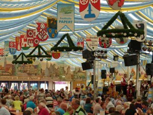 Michaelis Messe in Miltenberg 2013