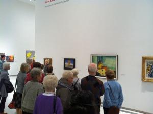 Ausflug zur Galerie Würth