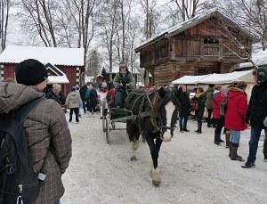 ... Pferdefuhrwerke ...