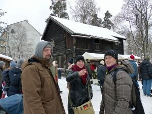 ... Junge Erwachsene von der deutsch-Norwegischen Gesellschaft ...