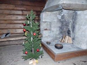Weihnachten um 1850 ...
