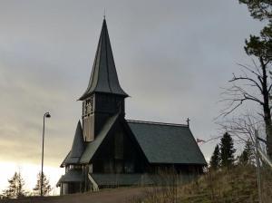 Holmenkollenkirche ...