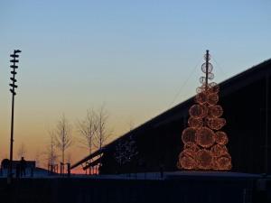 ... und es wurde winterlicher in Oslo.