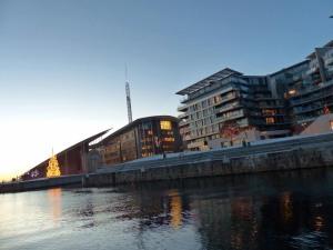 Aker Brygge Panorama von Tjuvholmen ...