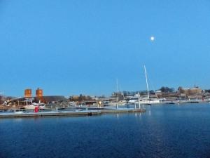 ... zur Akershus Festung ...