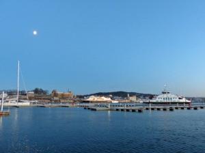... und MS Trollfjord.