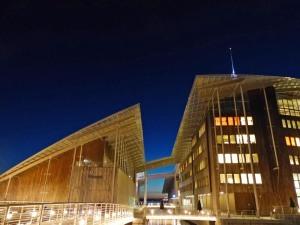 mit dem Osloer MoMA