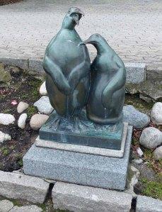 Tønsberg: die haben sich auf die falsche Hälfte der Erdkugel verwirrt... :-)