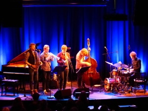 "Jazzkonzert in der ""Nasjonal Jazz-Szene"""