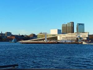 Oslo Opera Huset