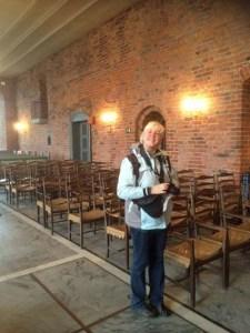 Mareike zu Besuch in Oslo