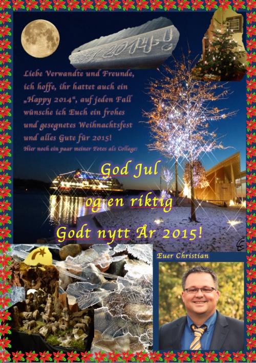 Weihnachtskarte2014