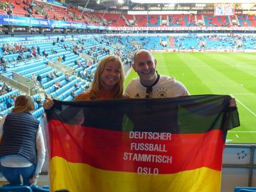 Deutscher Fussball Stammtisch Oslo