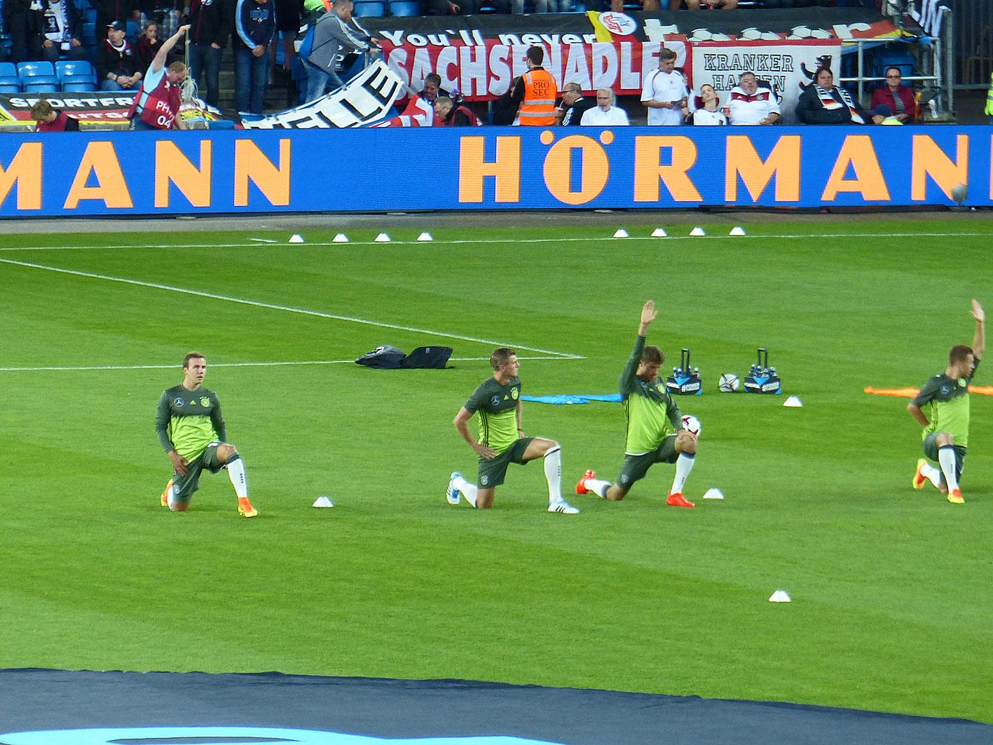 Weltmeister: Götze, Kroos und Müller