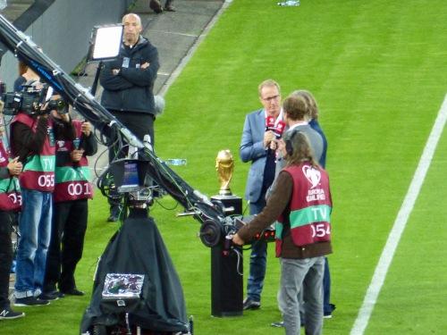 So nah kommt Norwegen dem WM Pokal nicht mehr so schnell - fürchte ich... :-)